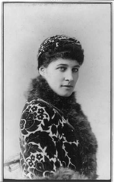 Lillie Langtry, 1853-1929