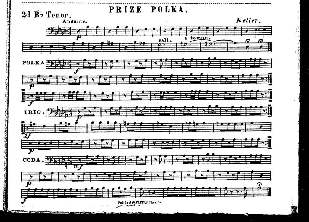Prize polka