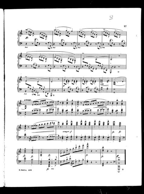 Twenty-five studies for rhythm and expression