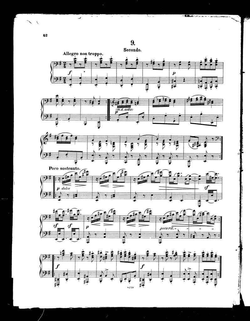 Ungarische tñze [clavier zu vier handen]