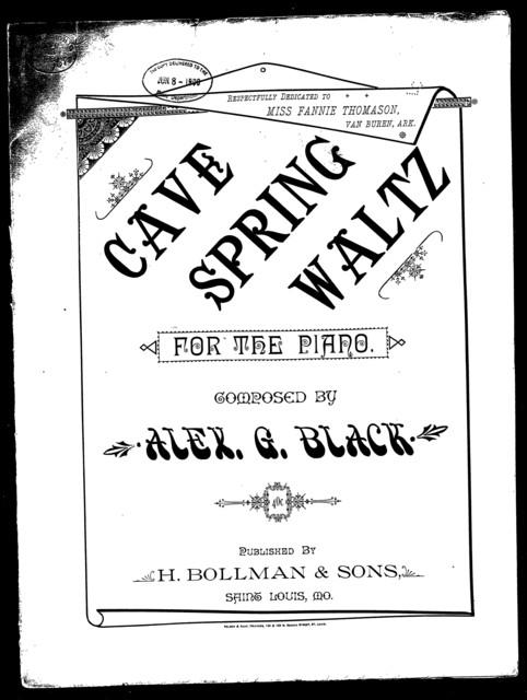 Cave spring waltzes