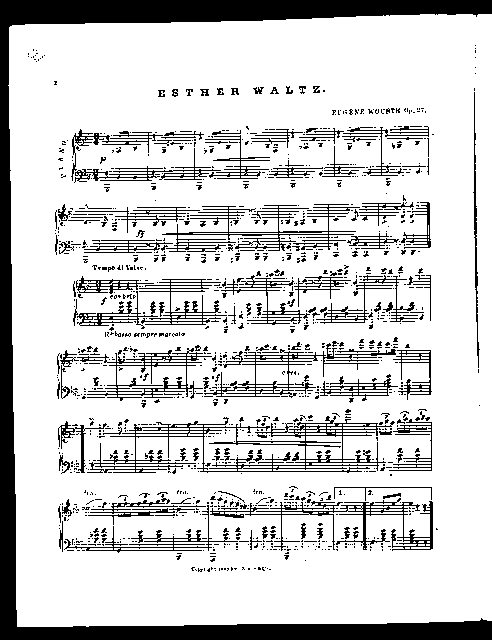 Esther waltz
