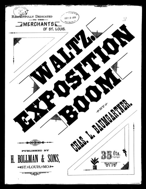 Exposition boom; Waltz