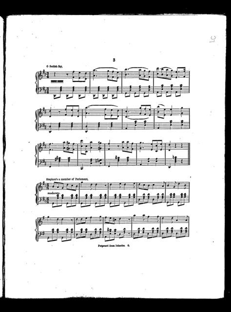 "Potpourri from ""Iolanthe"""
