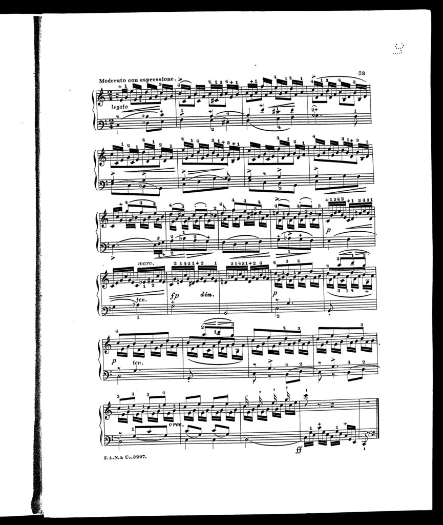 Progressive and melodious studies, part 7