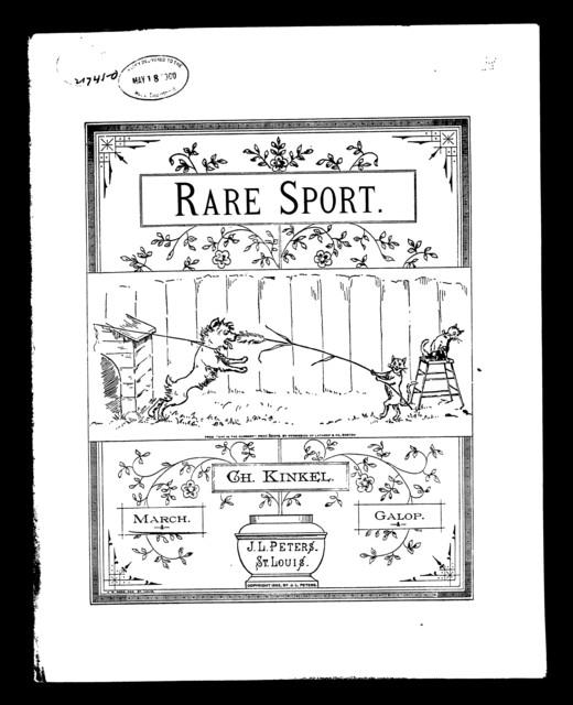 Rare sport march