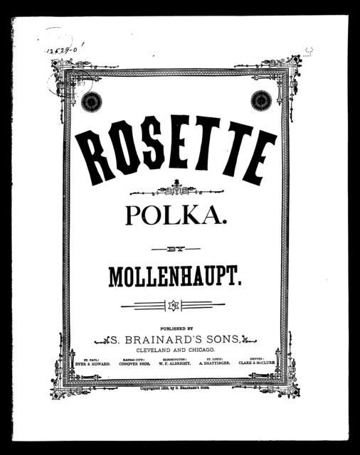 Rosette polka