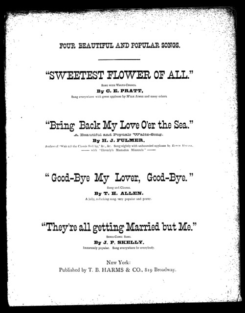 Scanlan's rose song   PICRYL