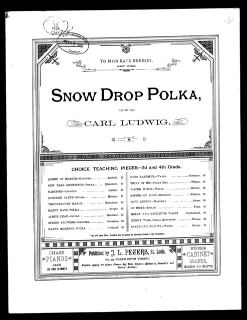 Snow drop polka