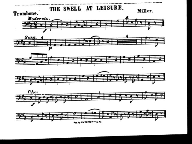 The  Swell at leisure