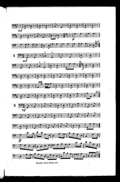Venus polka quadrille