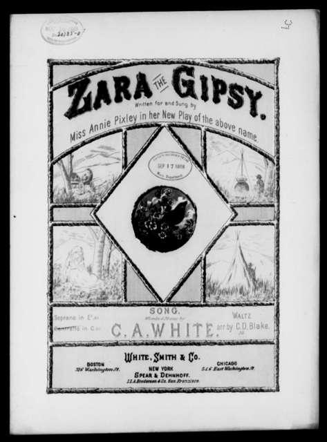 Zara, the gypsey