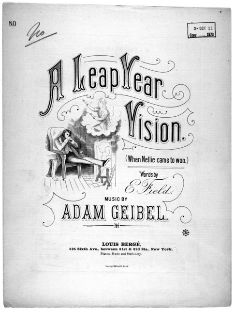 A  leap year vision