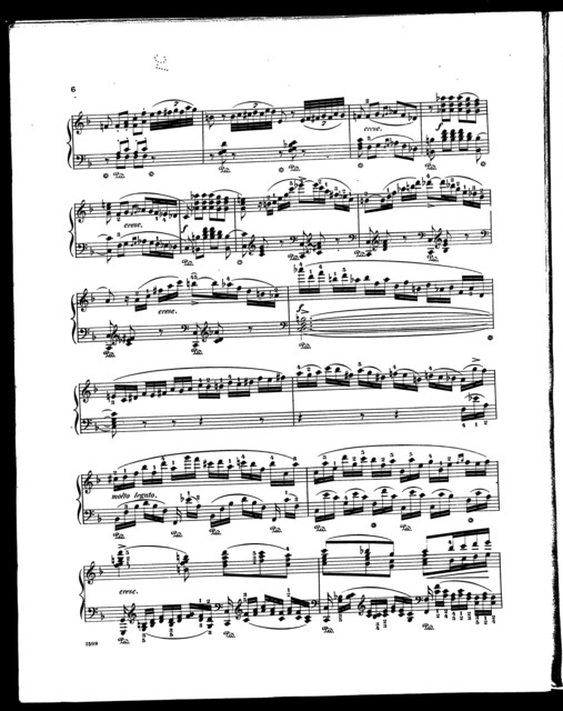 Barcarole from 4th concerto