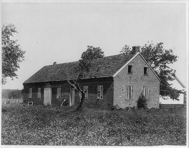 Blaine's school house, Greenfield township, Fairfield county, Ohio