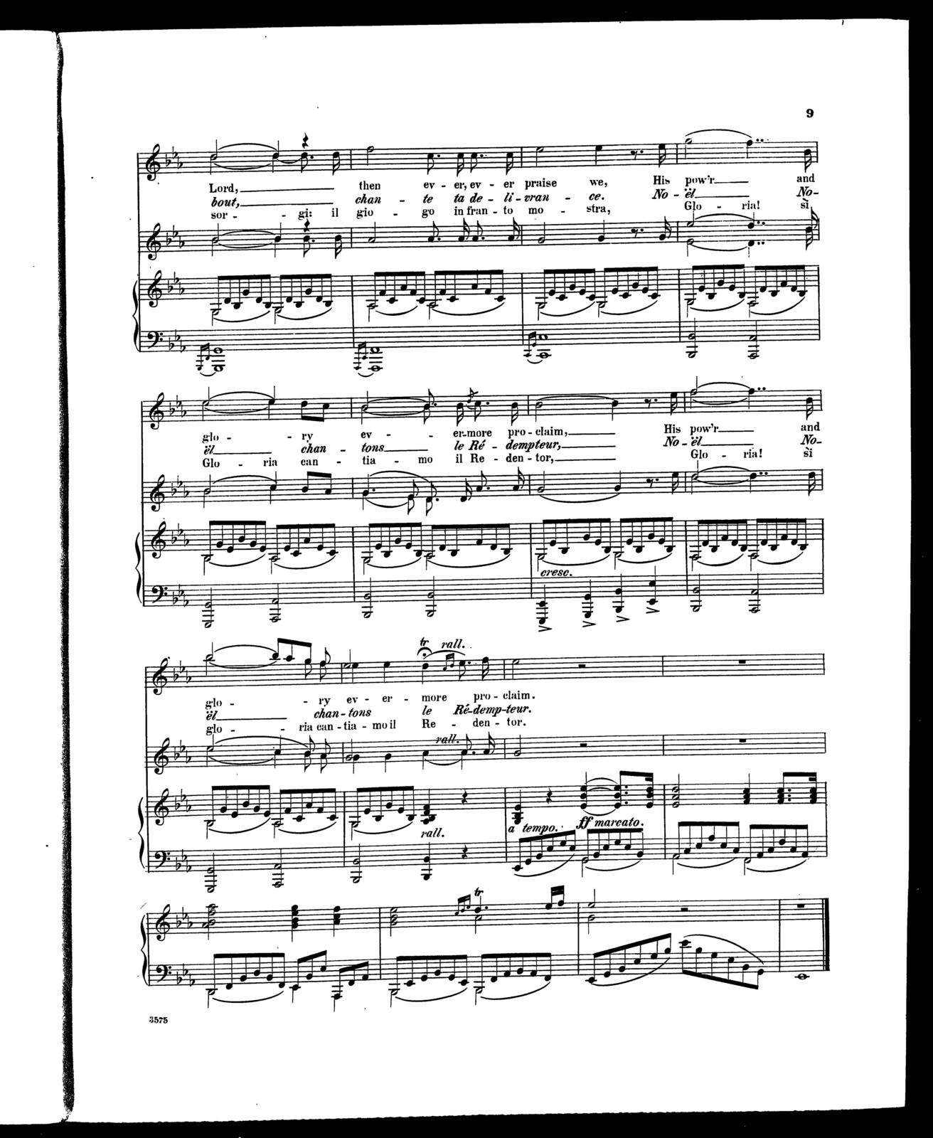 Christmas song - Cantique de Noël   PICRYL