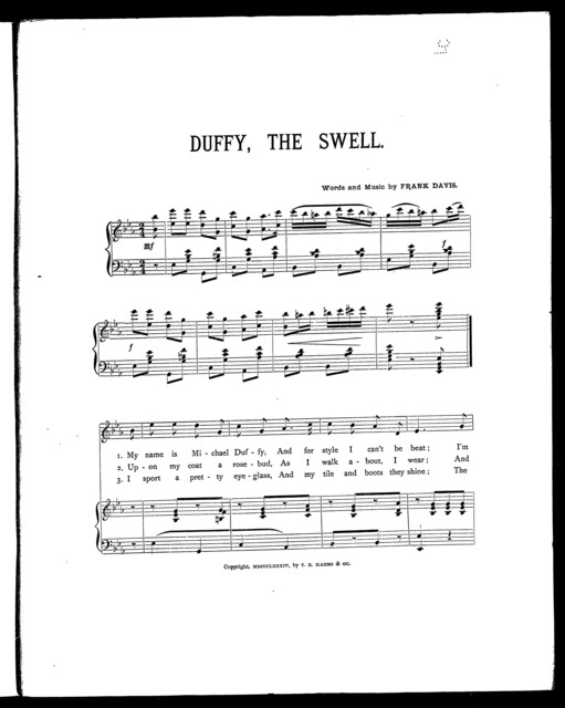 Duffy, the swell