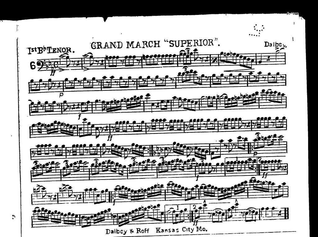 Grand march superior