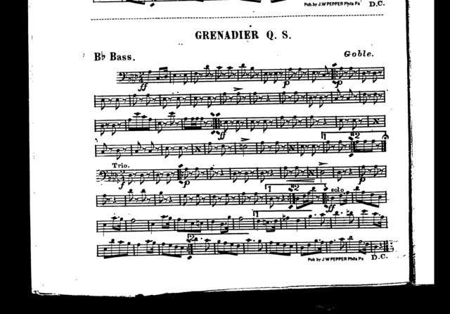 Grenadier Q. S
