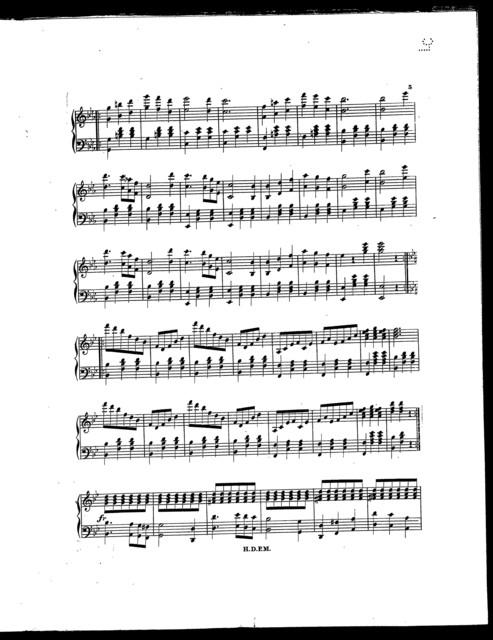 Hearts delight; Polka mazurka