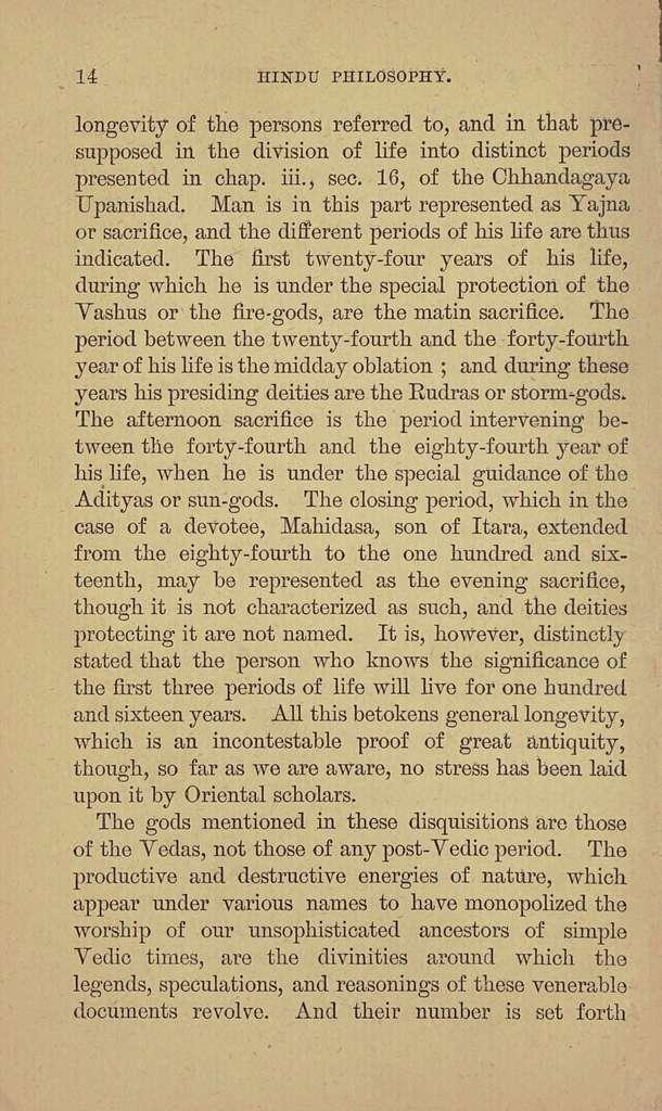 Hindu philosophy popularly explained