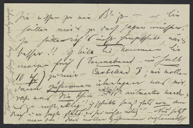 [Letter, 1884 Oct. 10, to Keller]