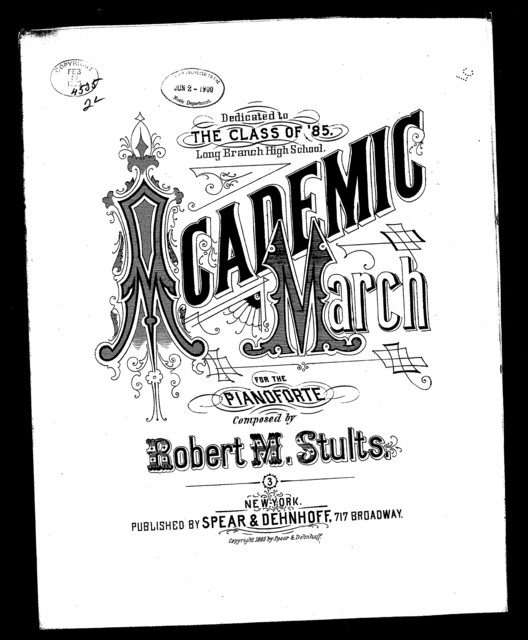 Academic march