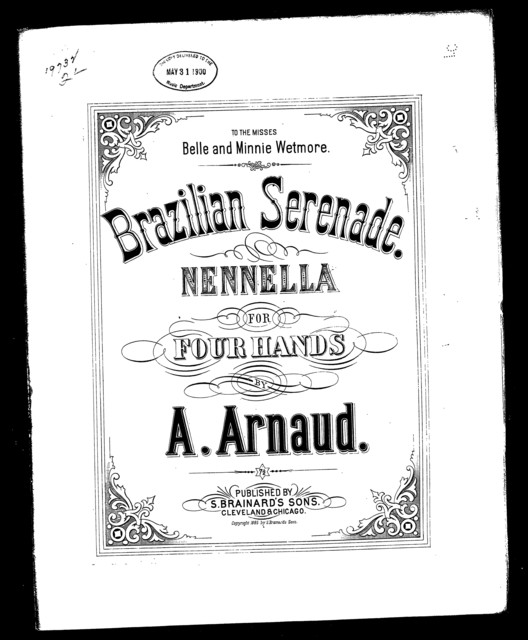 Brazilian serenade; Nennella