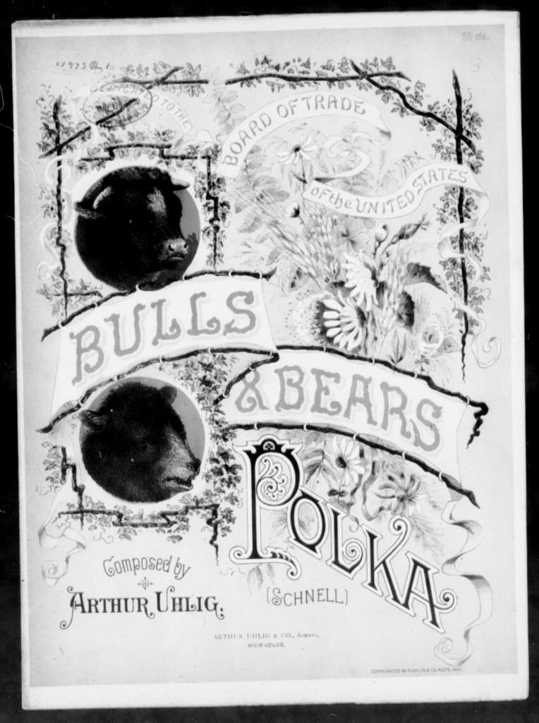 Bulls and bears; Polka
