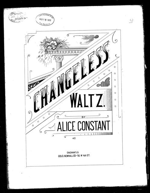 Changeless waltz