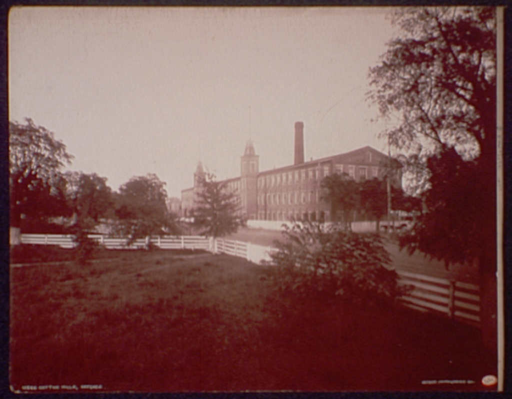 Cotton mills, Natchez