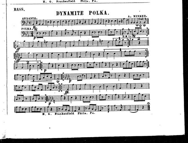 Dynamite polka