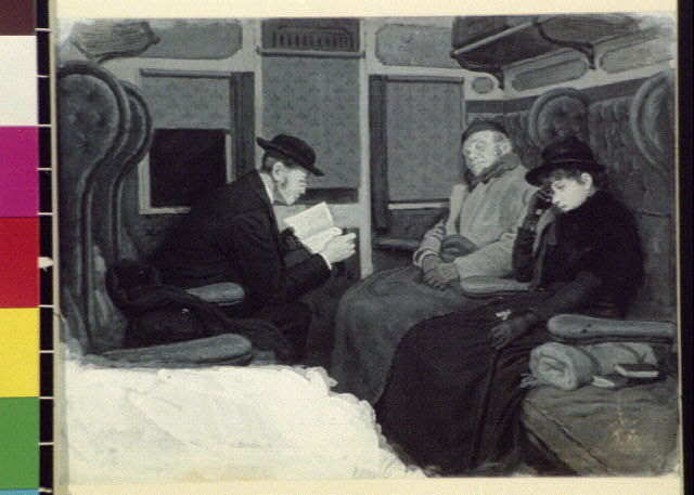 First class at night