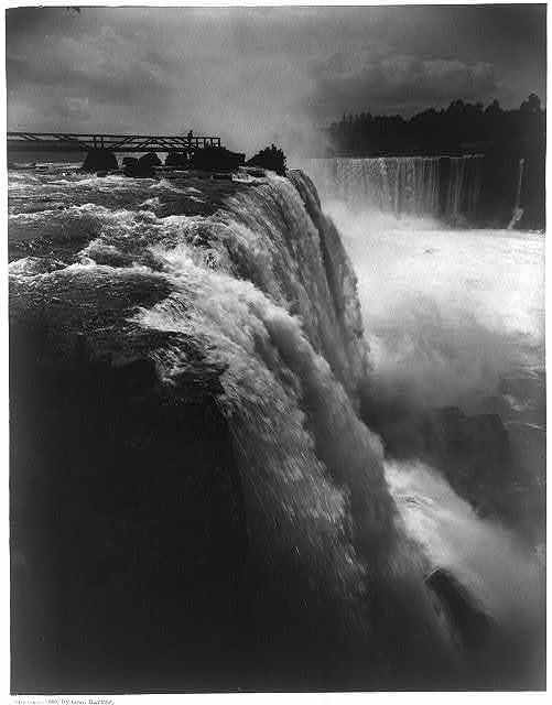 Horseshoe Falls, no. 2, [Niagara Falls]