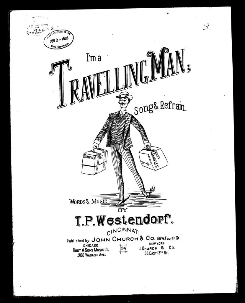 I am a travelling man