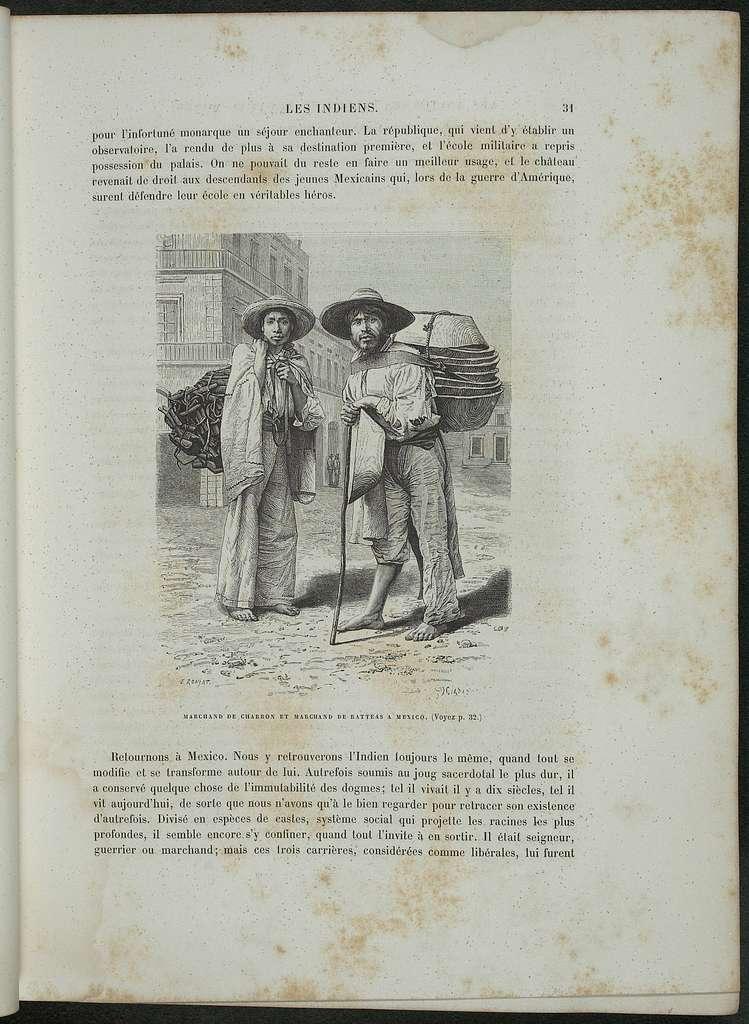 Les anciennes villes du Nouveau Monde : voyages d'explorations au Mexique et dans l'Amérique Centrale