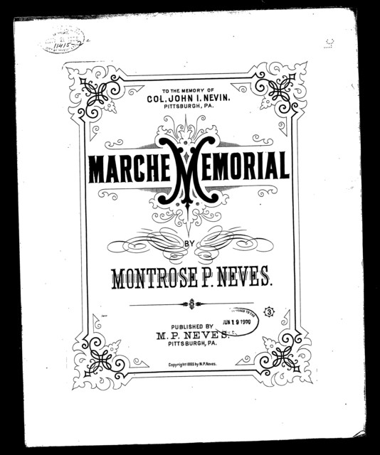 Marche memorial