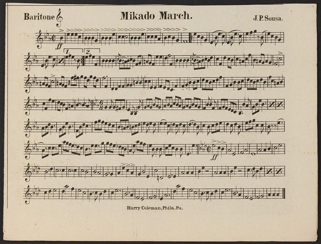 Mikado March