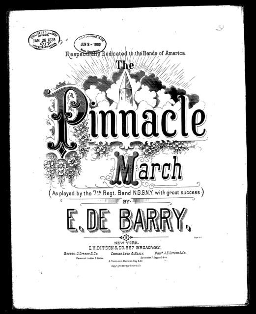 Pinnacle march
