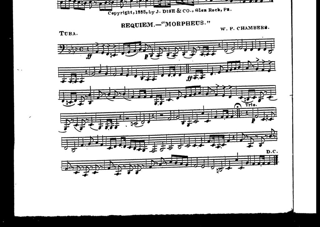 Requiem; Morpheus