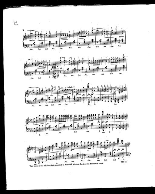 Silver trumpets; March of triumph