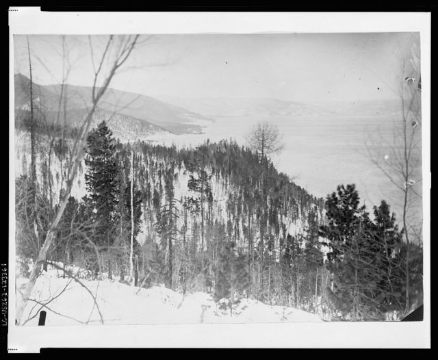 [Southwestern shore of Lake Baikal]