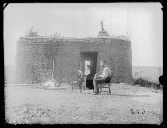 Andy Howland, south West Union, Custer County, Nebraska.