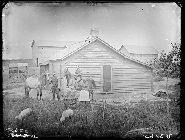 Farm of Wendel Beager, West Union near Cummings Park, Custer County, Nebraska.