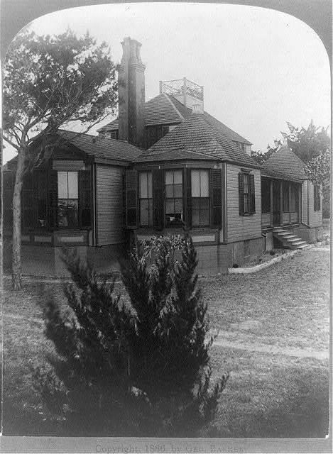Florida-- the Kingsley Homestead--Ft. George Id. / Geo. Barker, photographer, Niagara Falls, N.Y.
