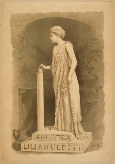 Galatea. Lilian Olcott