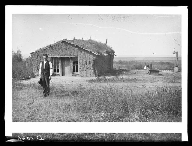 G.W. Brotherton, Merna, Nebraska