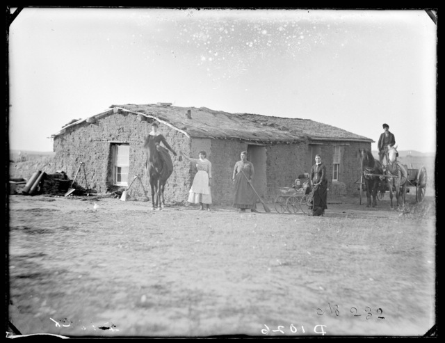 Jacob Johnson, New Ortello Valley, Custer County, Nebraska