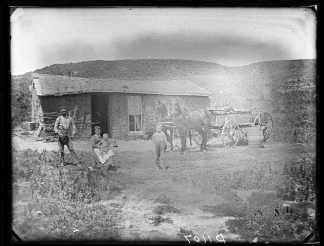 John Guthrie, north Custer County, Nebraska.