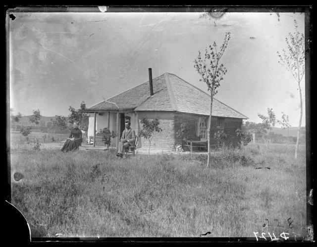 """Just Sitting"" Custer County, Nebraska."